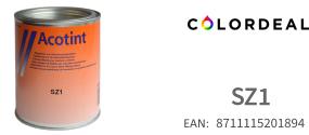 1 ltr Acotint colorant SZ1 - Black