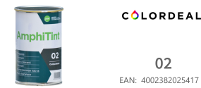 1 ltr DAW - Color Express -AmphiTint - 02 - Oxid Schwartz