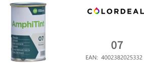1 ltr DAW - Color Express -AmphiTint - 07 - Rein Weiss