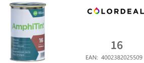 1 ltr DAW - Color Express -AmphiTint -16 - Oxid Braun