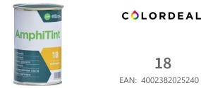 1 ltr DAW - Color Express -AmphiTint -18 - Briljant Gelb