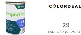 1 ltr DAW - Color Express -AmphiTint - 29 - Kobalt Blau